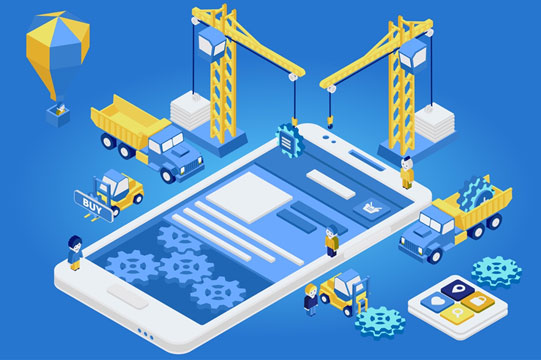Разработка приложений бизнес технологии