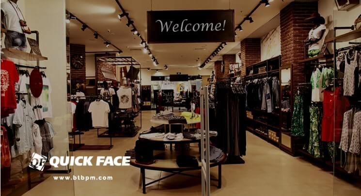"""Кейс применения системы распознавания лиц """"Quick Face"""" в сети магазинов одежды. bpmonline"""