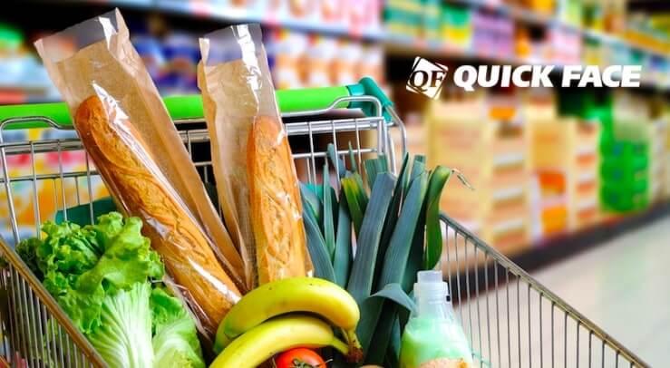 """система распознавания лиц """"Quick Face"""" в сети продуктовых супермаркетов"""