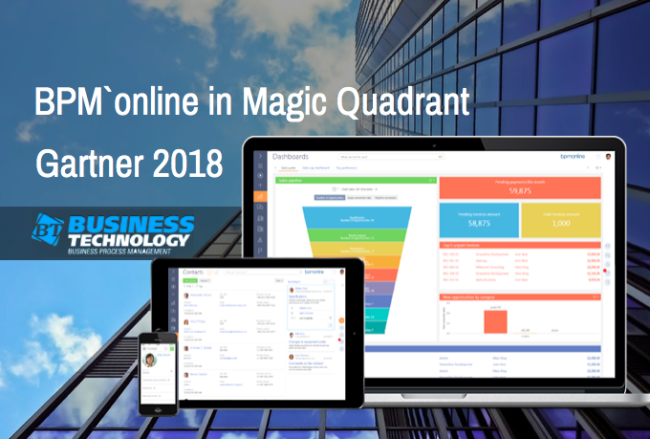 Magic Quadrant for the CRM Customer Engagement Center, 2018