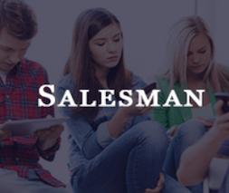 Salesman terrasoft бизнес технологии