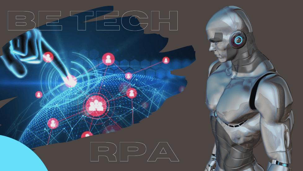 RPA роботизированные процессы Be Tech