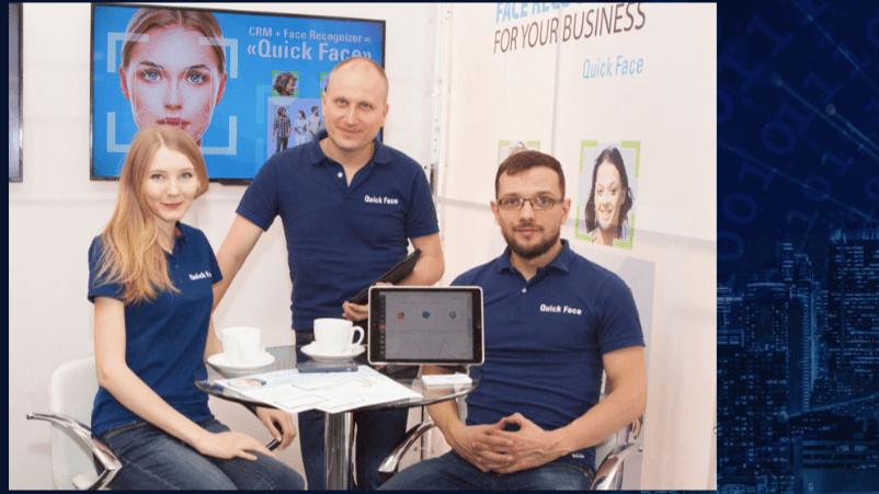 Quick Face - аналитика работы сотрудников. bpmonline terrasoft. Бизнес Технологии
