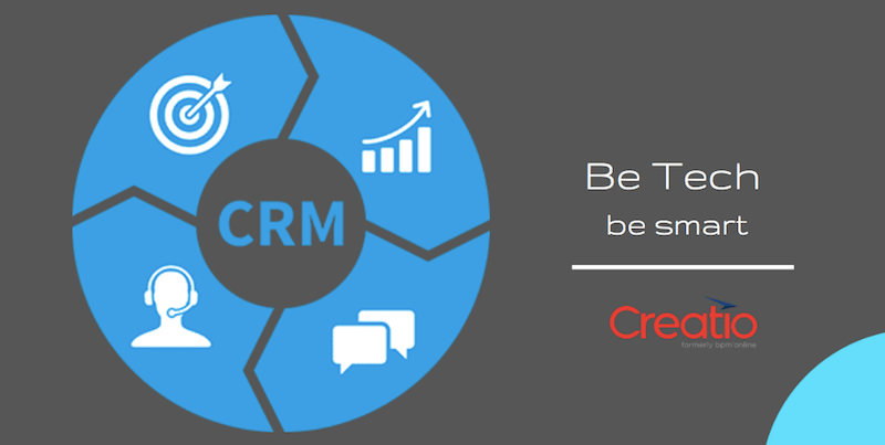 be tech crm creatio для автоматизации продаж