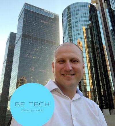Дмитрий Гаврилов be tech creatio для платформы Reactor ua