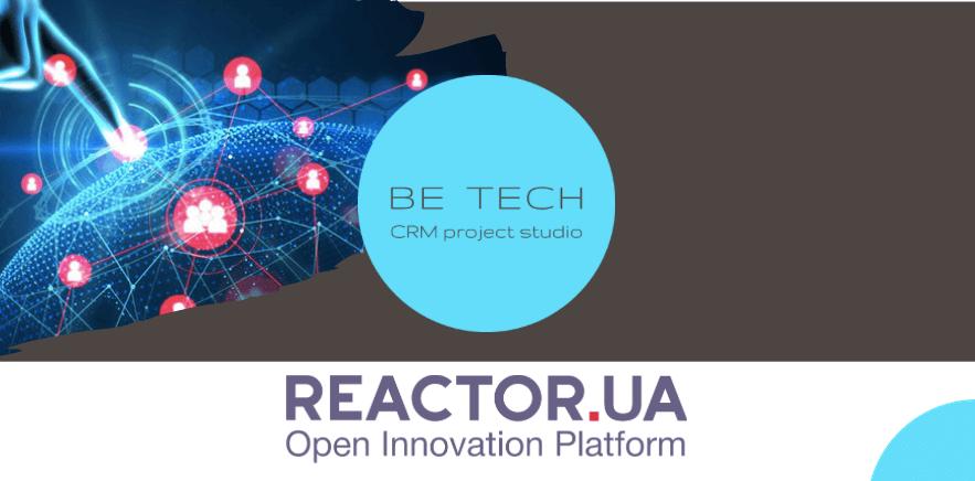reactor ua и be tech