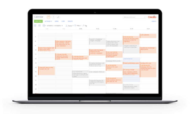 календарь задач